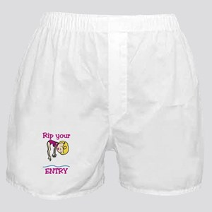 Rip Your Entry Boxer Shorts