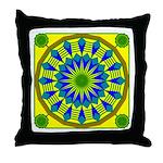 Window Flower 03 Throw Pillow