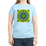 Window Flower 03 Women's Light T-Shirt