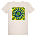Window Flower 03 Organic Kids T-Shirt