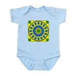 Window Flower 03 Infant Bodysuit