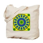 Window Flower 03 Tote Bag