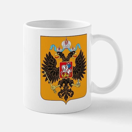 Russian Empire Coat of Arms Mug