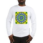 Window Flower 02 Long Sleeve T-Shirt