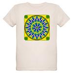 Window Flower 02 Organic Kids T-Shirt