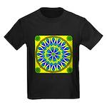 Window Flower 02 Kids Dark T-Shirt