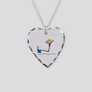 Springboard Woman Necklace