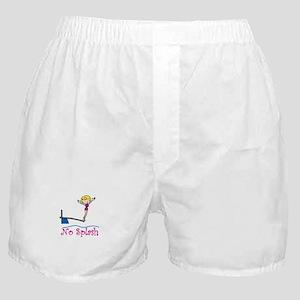 No Splash Boxer Shorts