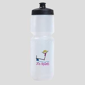 No Splash Sports Bottle