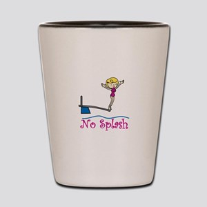 No Splash Shot Glass