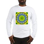 Window Flower 01 Long Sleeve T-Shirt