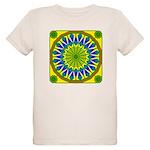 Window Flower 01 Organic Kids T-Shirt