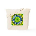 Window Flower 01 Tote Bag
