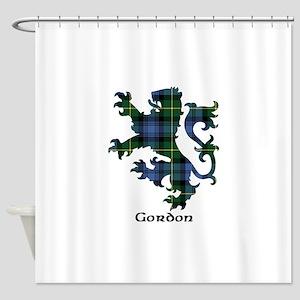 Lion - Gordon Shower Curtain