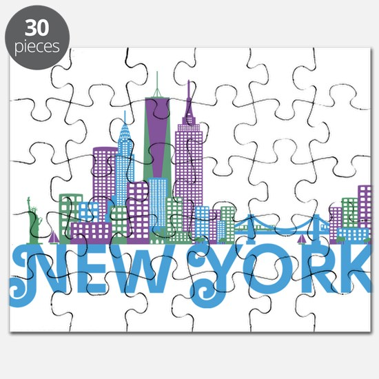 Cute Midtown Puzzle
