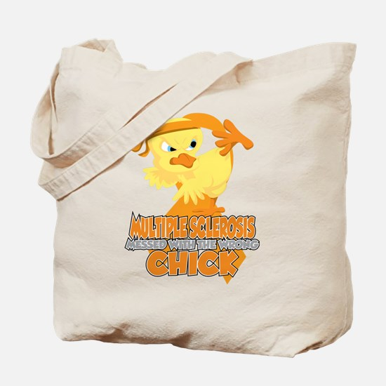 Multiple Sclerosis Messed With The Wrong Tote Bag