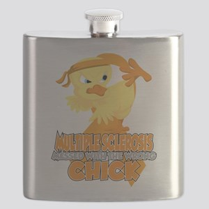 Multiple Sclerosis Messed With The Wrong Chi Flask