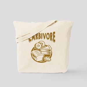 Carbivore Tote Bag