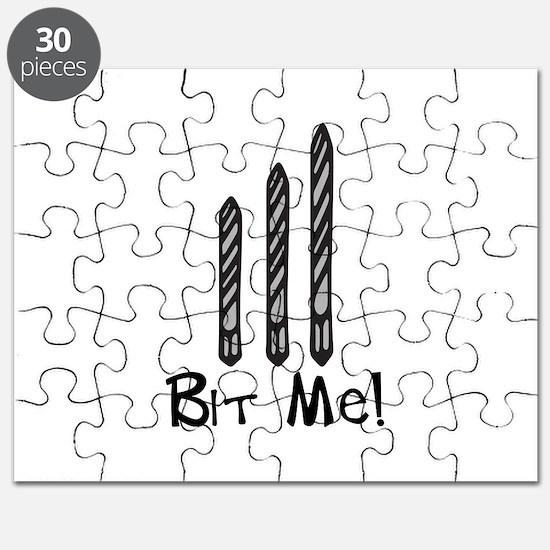Bit Me Puzzle
