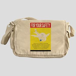Safety Messenger Bag