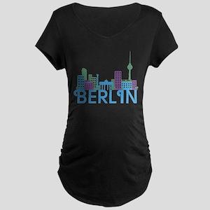 Skyline Berlin Maternity T-Shirt