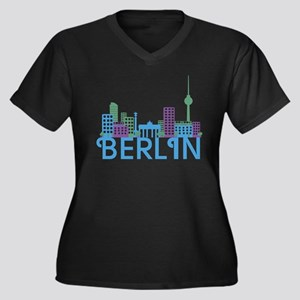 Skyline Berlin Plus Size T-Shirt