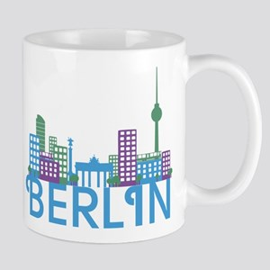 Skyline Berlin Mugs