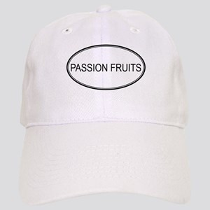 PASSION FRUITS (oval) Cap