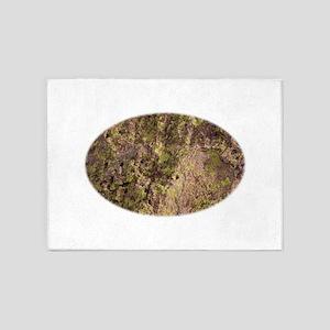 Lichen and Rock 5'x7'Area Rug