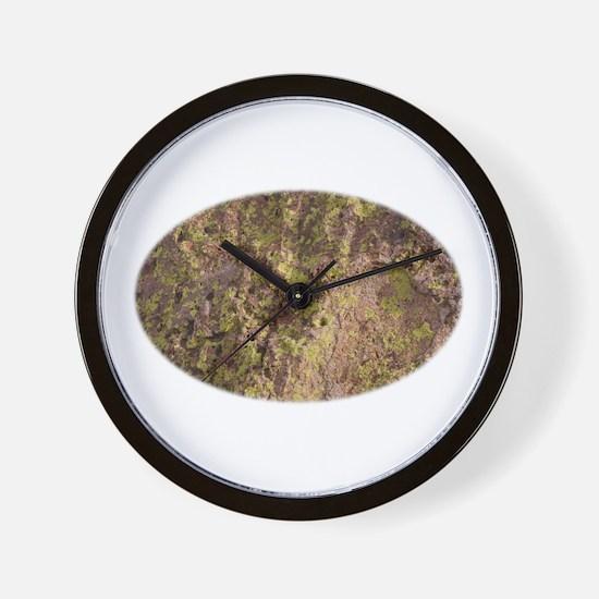 Funny Fungi Wall Clock