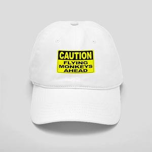 Flying Monkeys Ahead Wide Cap