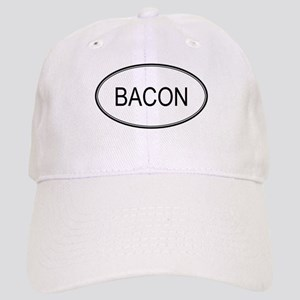 BACON (oval) Cap