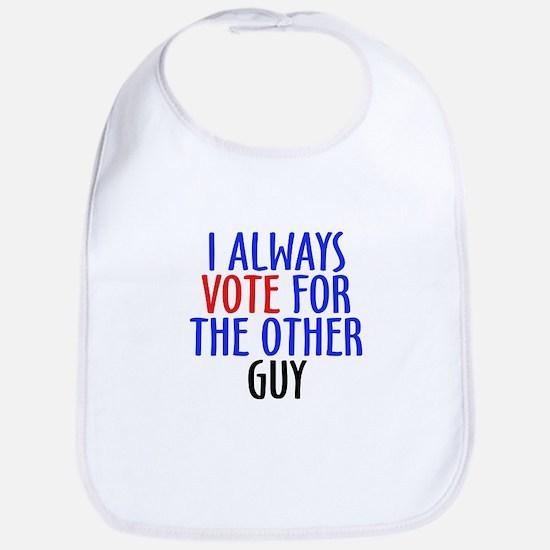 Vote Other Guy Bib