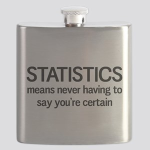 Statistics certain Flask