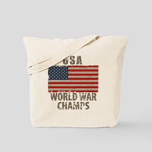 USA, World War Champs Tote Bag