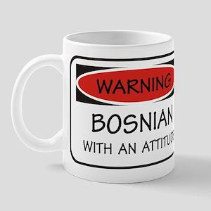 Attitude Bosnian Mug