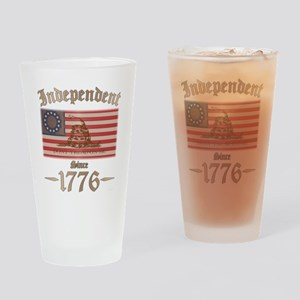 Independent Drinking Glass