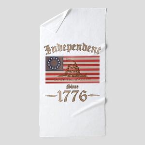 Independent Beach Towel