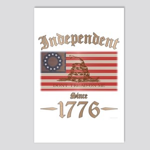Independent Postcards (Package of 8)