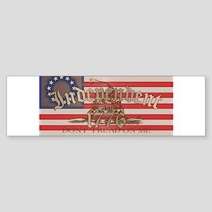 Independent Sticker (Bumper)