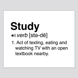 Study definition Posters