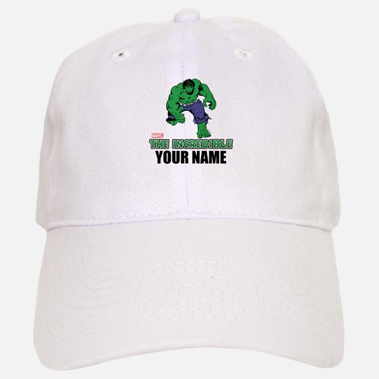 The Incredible Hulk Personalized Designs Baseball Baseball Cap