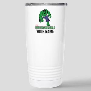 The Incredible Hulk Per Stainless Steel Travel Mug