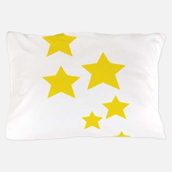 Cool Moon and sun Pillow Case