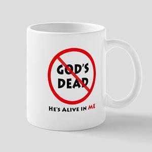 God's Not Dead Mug