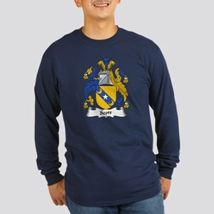 Scott Long Sleeve Dark T-Shirt