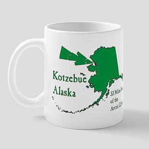 Kotzebue Map Mug