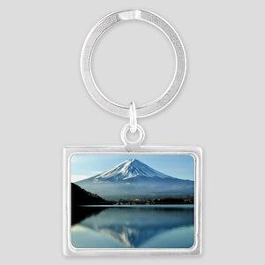 Mount Fuji, Japan Landscape Keychain