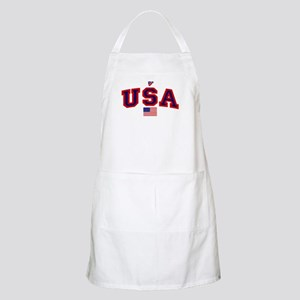 USA Flag BBQ Apron