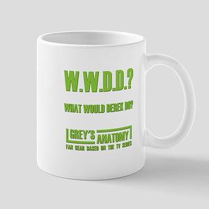 W.W.D.D.? Mugs
